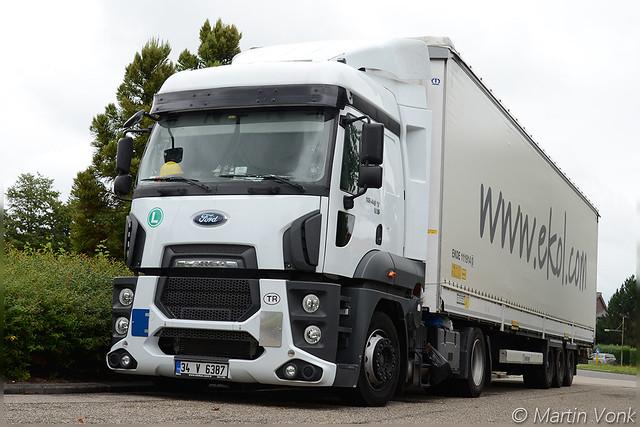Ford Otosan Cargo 1846T (2015-1)