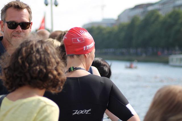 Triathlon Hamburg 2015