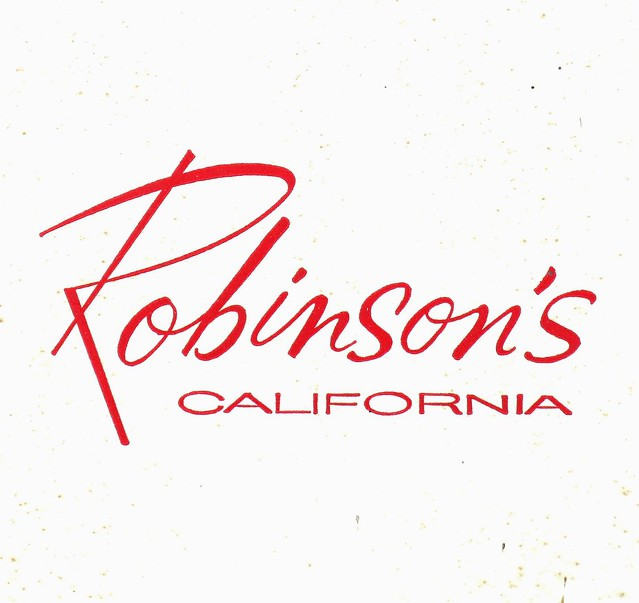 Robinson's of California Logo