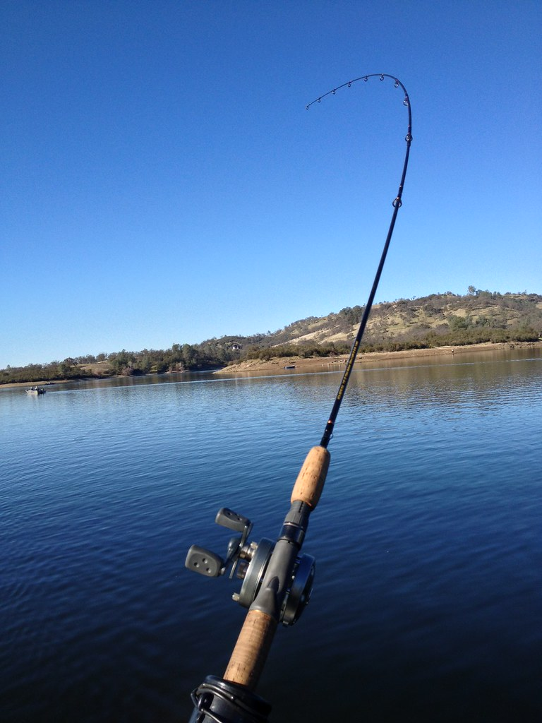 Fishing pole | CDFW file photo. | California Department of Fish ...