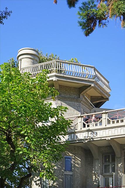 La villa Hennebique (Bourg-le-Reine)