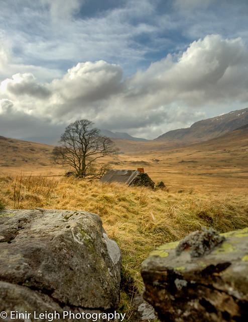 Nant Gwryd,Snowdonia