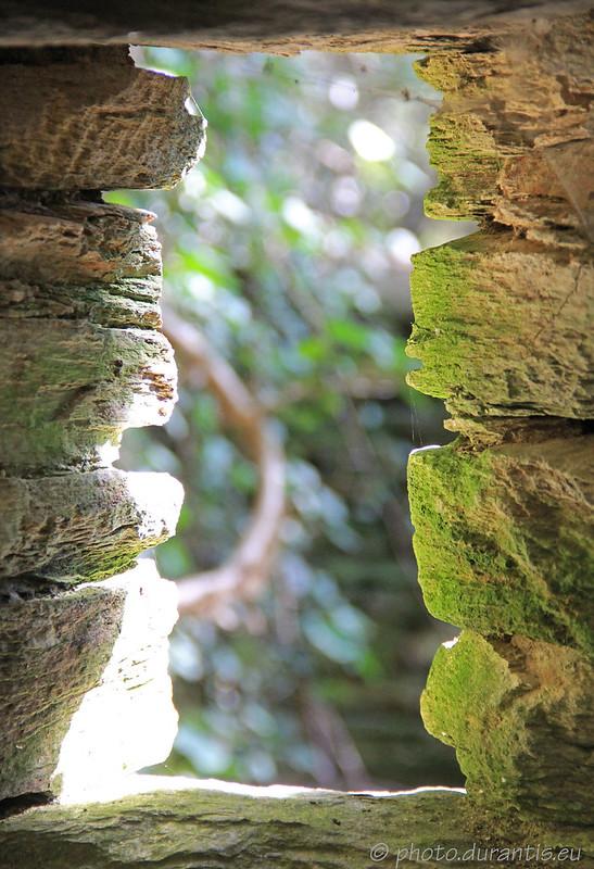 Les ruines aux alentours : Castandel I