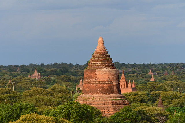 Bagan, Myanmar D810 2104