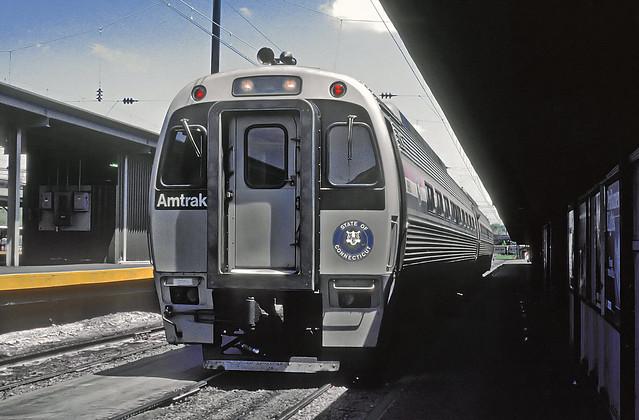 Connecticut DOT-Amtrak SPV-2000