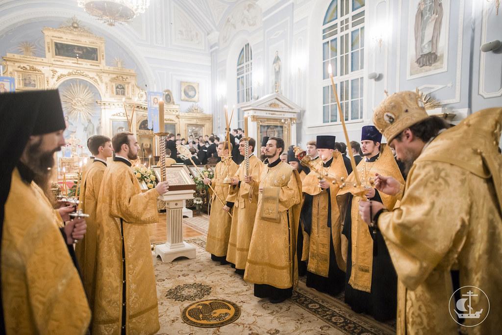 17 декабря 2016, Всенощное бдение накануне Недели 26-й по Пятидесятнице / 17 December 2016, Vigil on the eve of the 26th Week after Pentecost