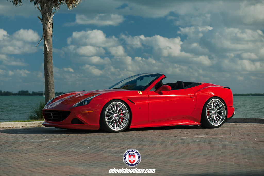 Ferrari California T On Hre S200 Wheels Boutique Flickr