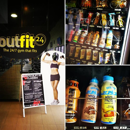 OutFit24 - Come down and try the club for 7 days and we promise you will love it... The atmosphere is amazing..  www.outfit24.com.au 59969767 #healthyfood #healthyeating #exercises #gym💪 #crossfitgirls #outfit24 #cranbourne #caseycentral #casey #be | by OutFit24