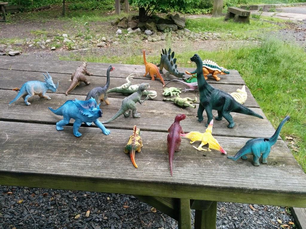 Dinosaur park   Haddonfield, NJ   Morton Fox   Flickr