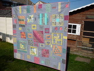 Finished FMB2 quilt!!