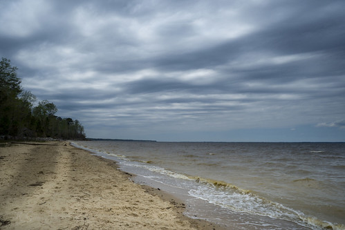 beach water clouds river sand overcast neuse flanners a850 startrecreationarea