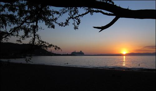 sunset costarica tramonto ourtime oceanopacifico portocaldera provpuntarenas atardaser cantesparza