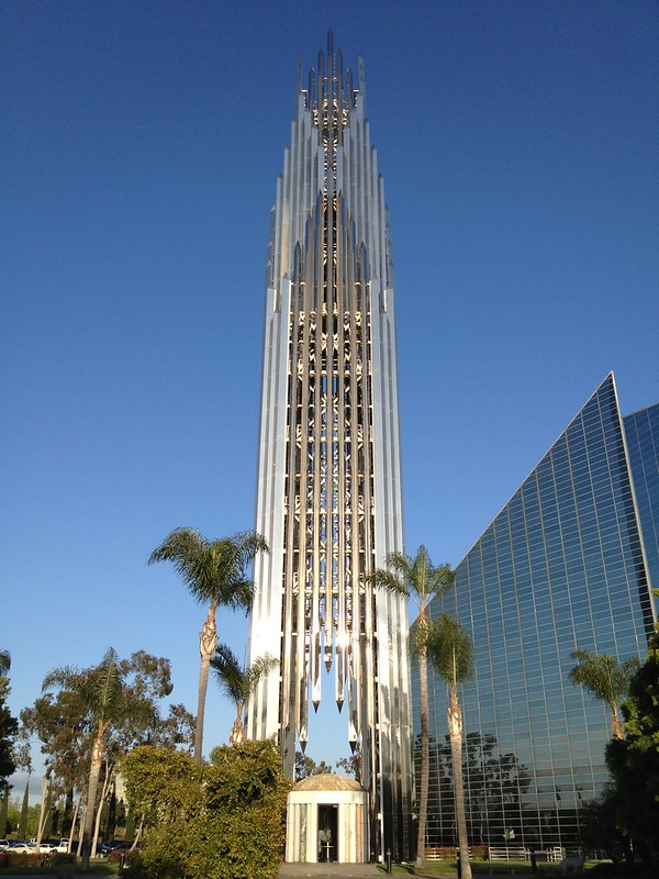 Crystal Cathedral Bell Tower