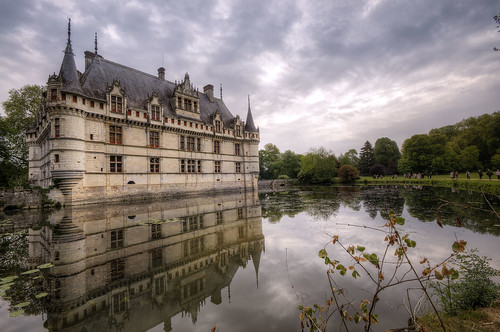 Schloss Azay-le-Rideau | by Wolfgang Staudt