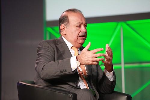 120517 Americas Summit Carlos Slim Session IMG_2059