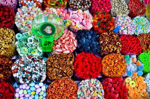 Dulces coloridisimos