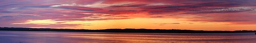 sunset nikon d70 nikond70 michigan panoramic eastbay traversecity pure