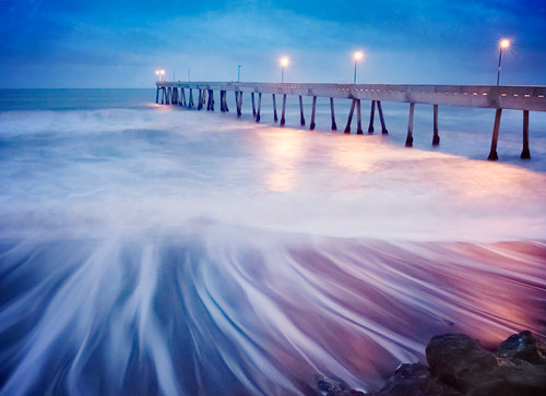 california longexposure sunset painterly texture pier day cloudy pacificocean bayarea pacifica starbursts hss eightdaysaweek goinwest pixelmama sliderssunday