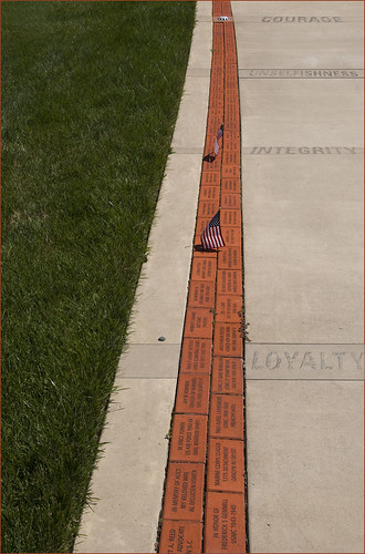 Semper Fidelis Memorial Park -- Marine Corps Museum Triangle (VA) 2012 | by Ron Cogswell