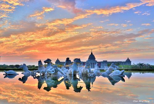 sunrise taiwan tainan chimeimuseum