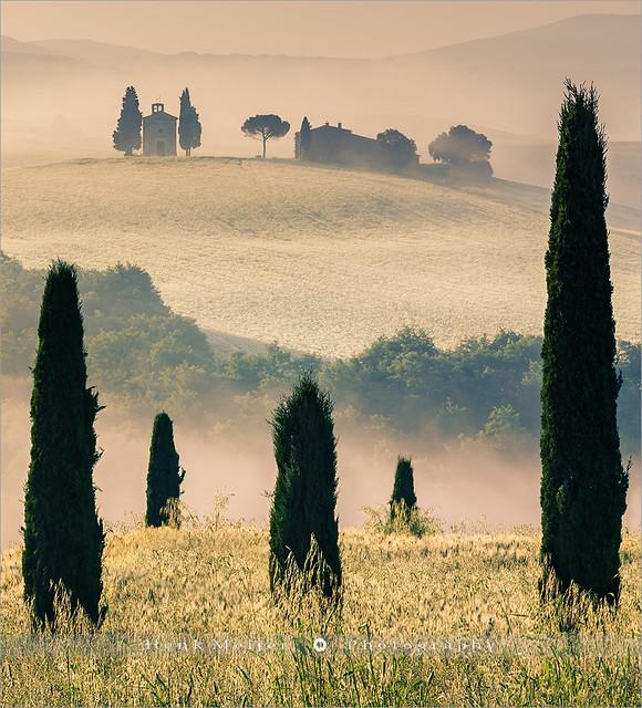 Guards of Vitaleta - Tuscany - Italy