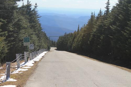 mountain skyline drive equinox andyarthur
