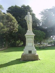 James Martin Statue, Whitelaw Terrace, Gawler, 2008