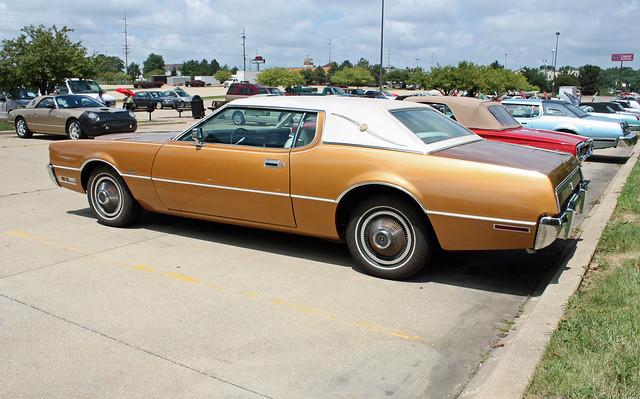1972 Ford Thunderbird Landau Coupe - The One Millionth Thunderbird (7 of 10)