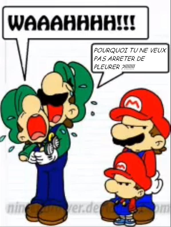 Mario Bébé Mario Luigi Et Bébé Luigi Facebook Wwwface