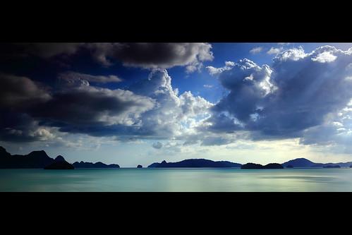 blue sea sky white clouds island malaysia langkawi kedah canonef1635mmf28liiusm canoneos5dmarkii yalestudio
