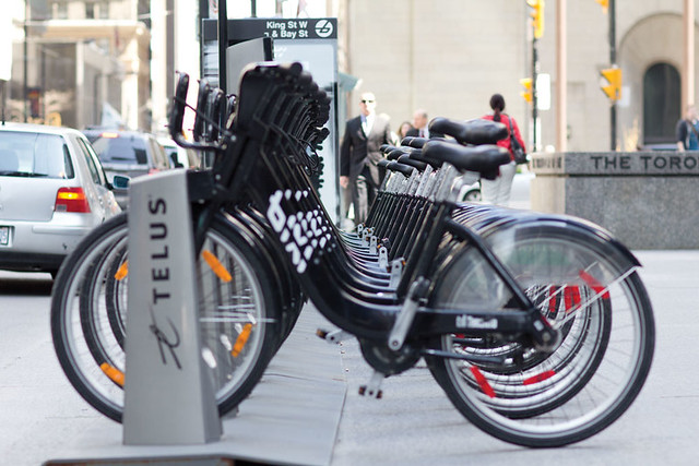 Urban Bicycle Daily Tour