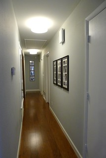 New Lights in Hallway | by meredithheard