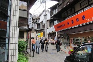 有馬温泉街   by Hisashi Photos
