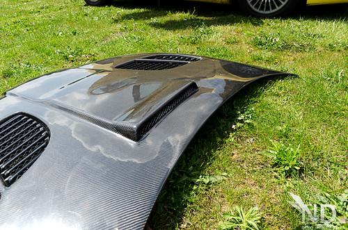 Carbon bonnet features   by ND-Photo.nl
