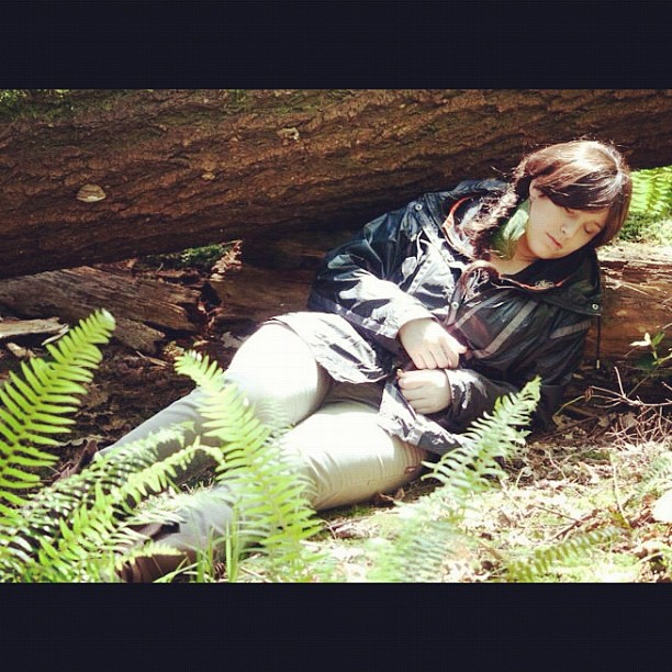 Katnisseverdeen Waking Up After The Tracker Jacker Stings Flickr