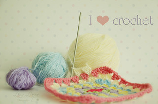 I ❤ crochet | by Lina Luque