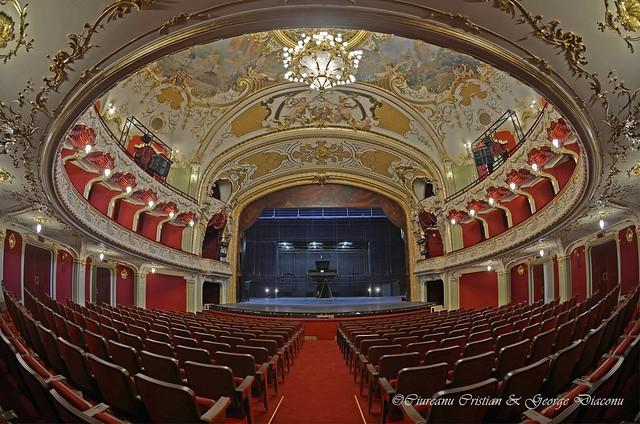 National Theatre Iasi G&C