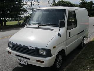 1990 Toyota Deliboy 202 Van | by NZ Car Freak
