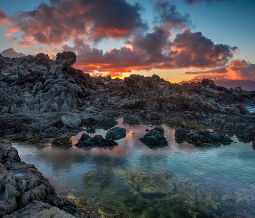 sunset hawaii maui kapalua nikon2470mm nikond800 onelona