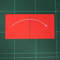 วิธีการพับกระดาษเป็นรูปเปียโน (Origami Piano) 002