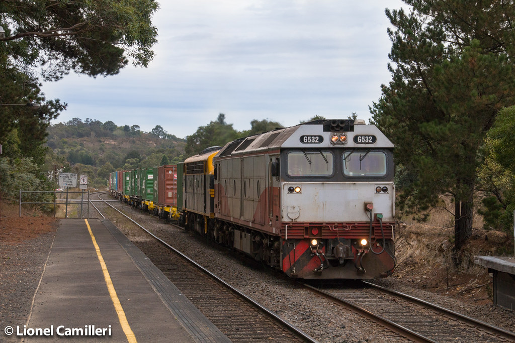 Rice Train at Heathcote Junction by LC501