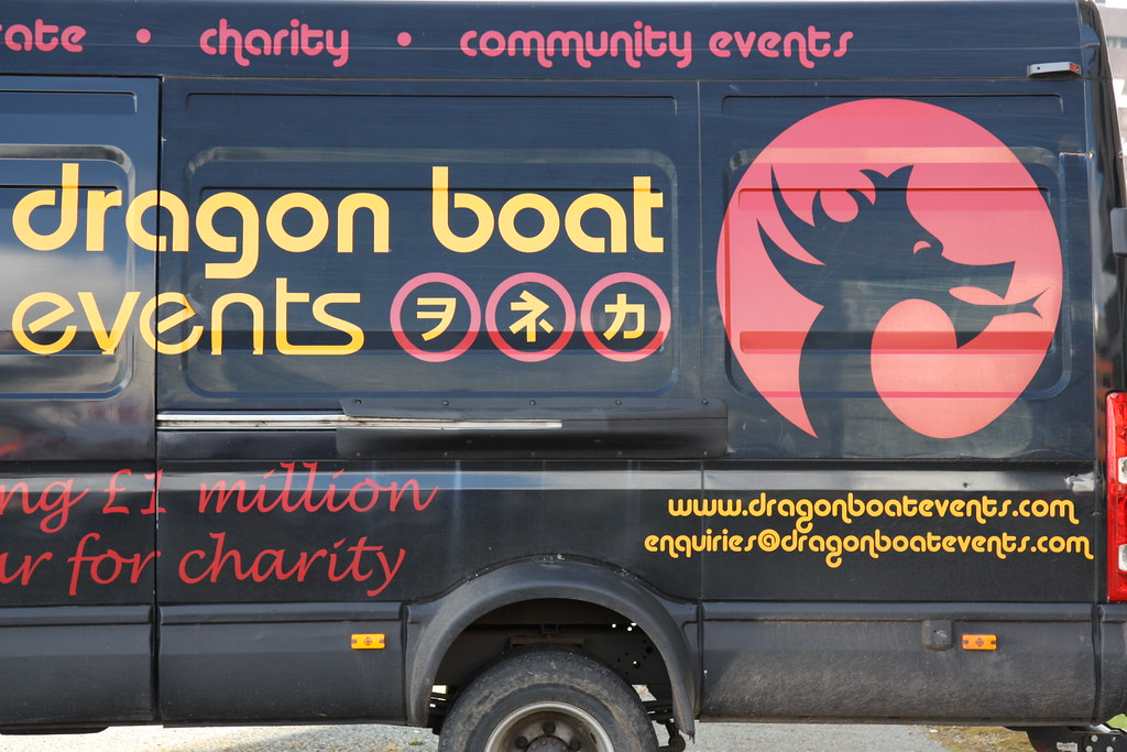 Dragon Boat Events Van
