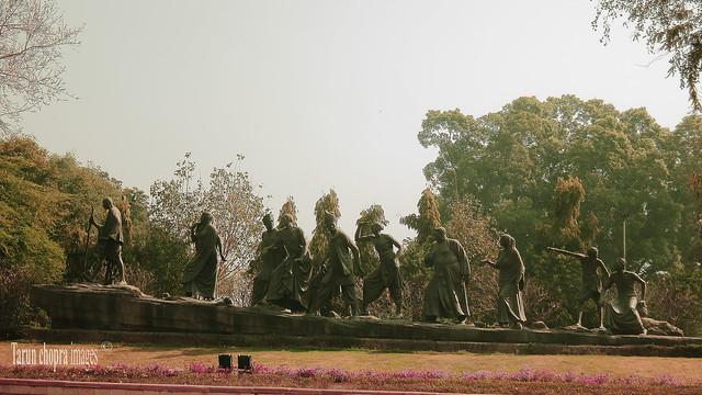 Gyarah Murti New Delhi India