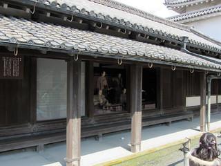 Nijo castle: Bansho (guard station) | by Jason Riedy