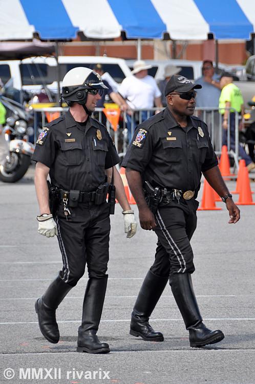 014 Palmetto Rodeo - Montgomery County Police   Chillaxing i
