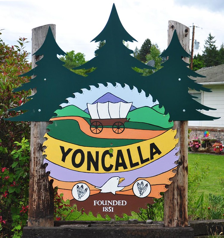 Welcome to Yoncalla