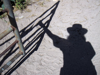 Shadow cowgirl | by karenandbrademerson