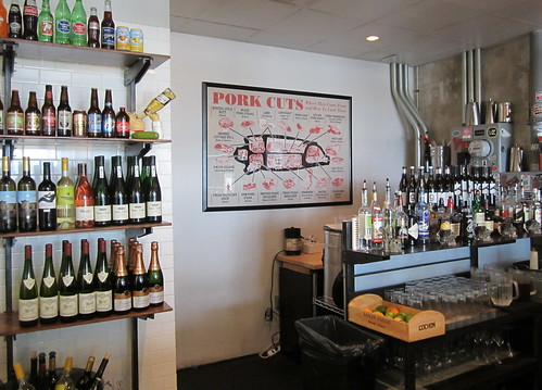 Cochon Butcher Restaurant. Photo by Melanie Merz.