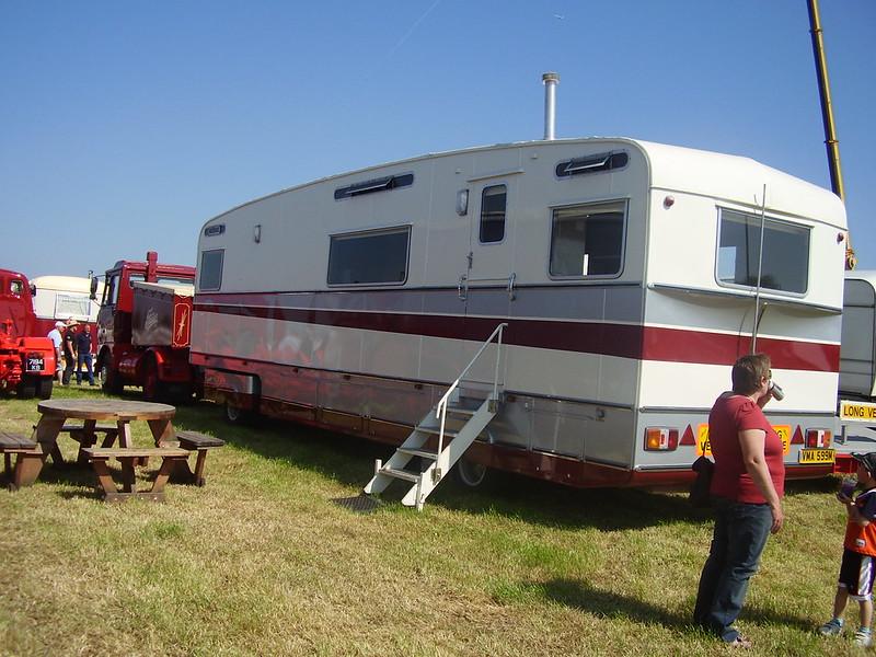 fairground wagon