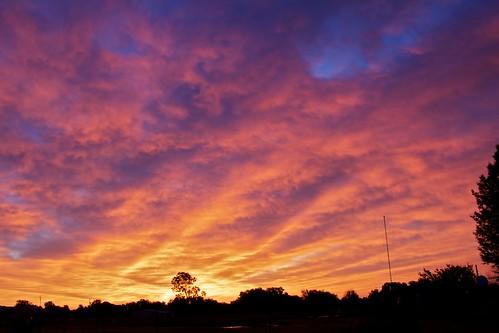 oklahoma sunrise muskogee